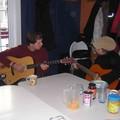 zwischendurch Gitarren-Session