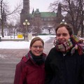 Kon und ich im schönen Ottawa