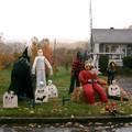 Halloween-Deko... mehr sage ich nicht...