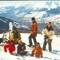 A Paisey avec les Boubous en 2000