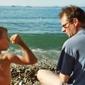 Victor et Christophe, mon presque frangin, son presque Parrain