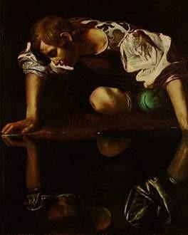 Caravage, Narcisse