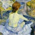 Henri de Tolouse Lautrec, Toilette