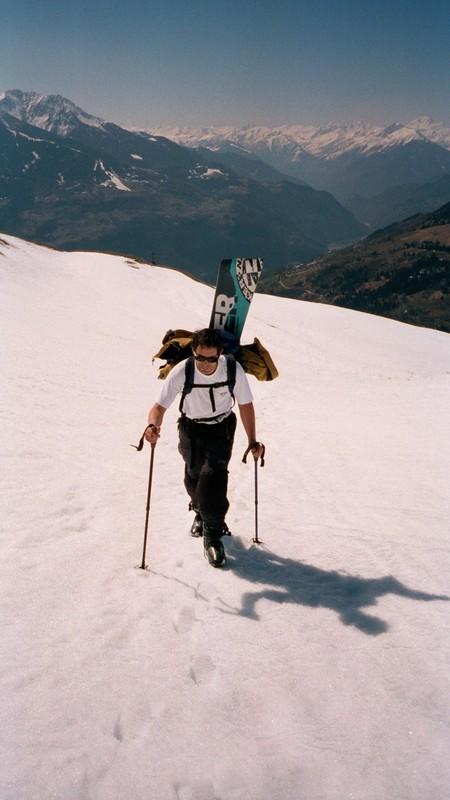 Le Didou qui souffre... 2003