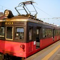 Train typique de la Choshi Dentetsu. Le 801 de 1951!