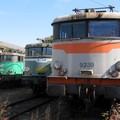 Les BB 9200 en