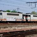 BB 9200 en convoi partant pour leur dernier voyage