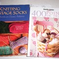 Knitting Vintage Socks + 400 Points