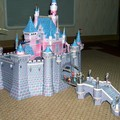Chateau Disneyland Park Californie
