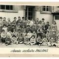 15-Première année d'école, à Vals Les Bains, en Ardèche...