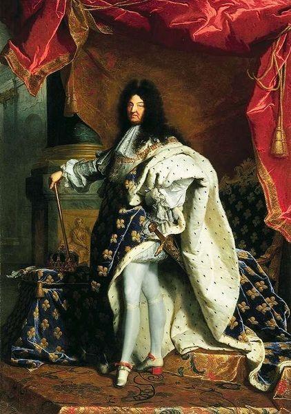 Le Roi-Soleil en Majesté