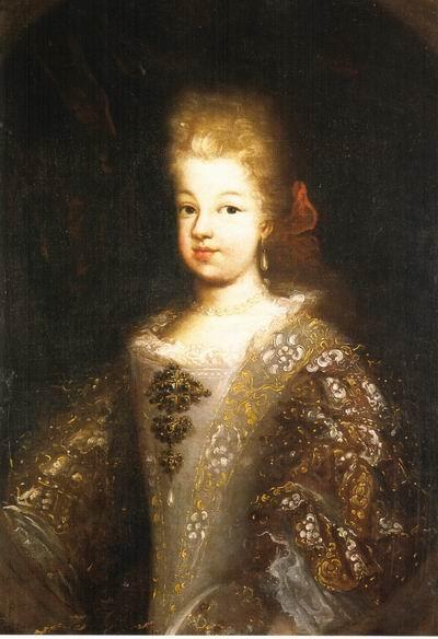 Marie-Louise-Gabrielle de Savoie (1688-1714)