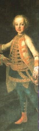 Charles-Joseph de Habsbourg-Lorraine (1745-1761)
