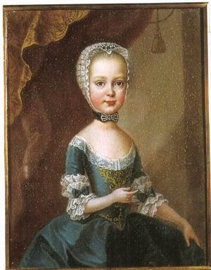 Marie-Thérèse de Habsbourg-Lorraine (1762-1770)
