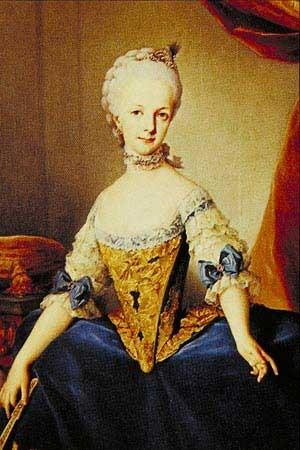 Marie-Jeanne-Gabrielle de Habsbourg-Lorraine (1750-1762)