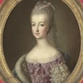 Maria-Antonia de Habsbourg-Lorraine (1755-1793)