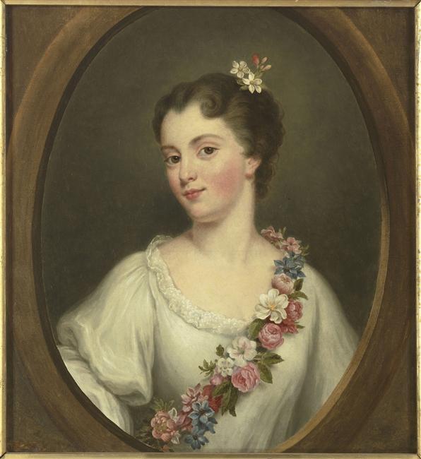 Louise-Anne de Bourbon-Condé (1695-1758)