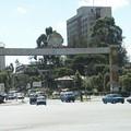 Addis Abeba : Vieille porte