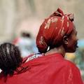 Une éthiopienne et son enfant à Harar