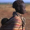 Le peuple Karo : Jeune femme