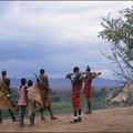 Le peuple Karo : Ballade le long du fleuve Omo, au petit matin