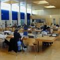 salle de lecture, vue du fond
