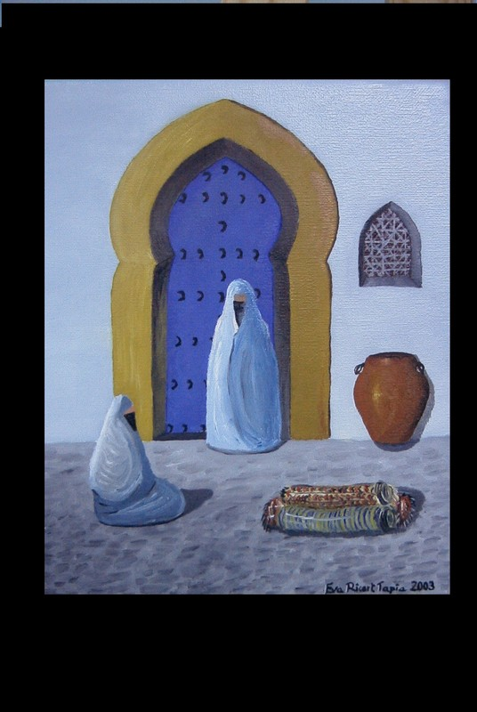 Mujeres árabes 2: el encuentro - Femmes arabes 2: la rencontre