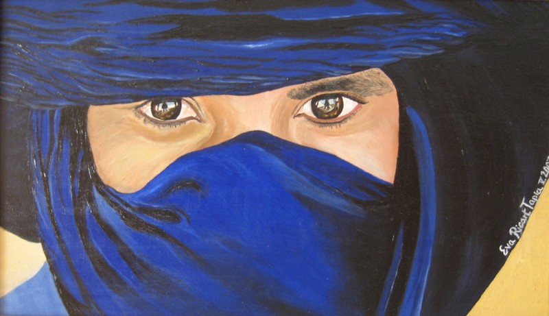El honor del Tuareg - L'honneur du Touareg