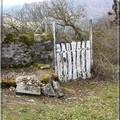 Pour aller à la cabane au fond du jardin - Broye.