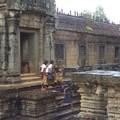 Pluie , Banteay Samre