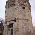 Athènes Avril 2003 La tour des vents