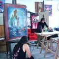 beaux arts:taller/atelier felipe lópez
