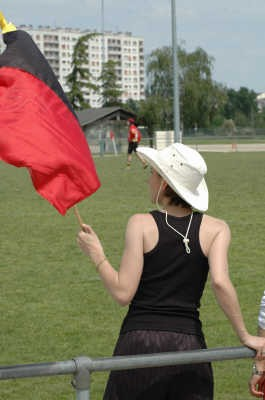 supportrice de Plabennec