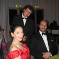 Billy Zane, Kelly brook et Djemel au dîner