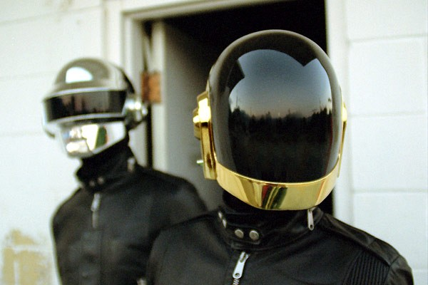 Thomas bangalter helmet blueprints