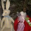 le lapin doudou en pilou! le pyjama préféré d'Alexandre récupéré!