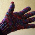Raibow gloves