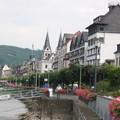 La vallée du Rhin