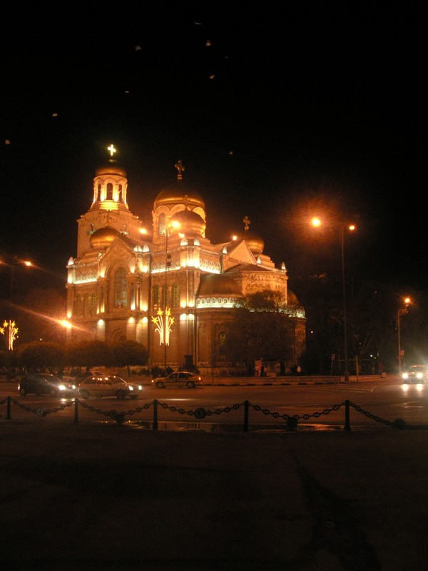 Cathedrale de Varna