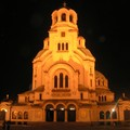 Cathedrale Alexander Nevski by night (bis)