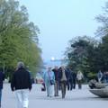 Cargo de fret entrant dans le port de Varna