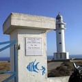Un graf' au phare du cap de Berberie, Formentera
