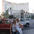 Eva and Jana on the strip
