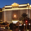 Caesar Palace where Celine Dion and Elton John perform