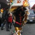 defile pour le nouvel an chinois