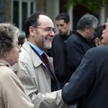 Avec Michèle AUBOIN et René BODIOU Conseillers municipaux de Franconville