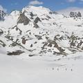 Au pied du Mont Thabor...
