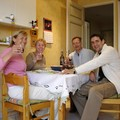 Ma mère, une amie d'anfance et mon oncle de Hongrie