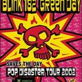 Pop Disaster tour avec Blink 182