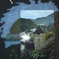 Le Kapuzinnerberg vu du château de Hohensalzburg